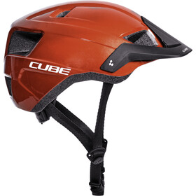 Cube CMPT lite Bike Helmet orange